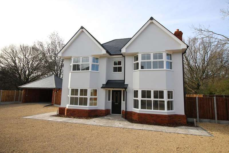 5 Bedrooms Detached House for sale in Ipswich Road, Colchester