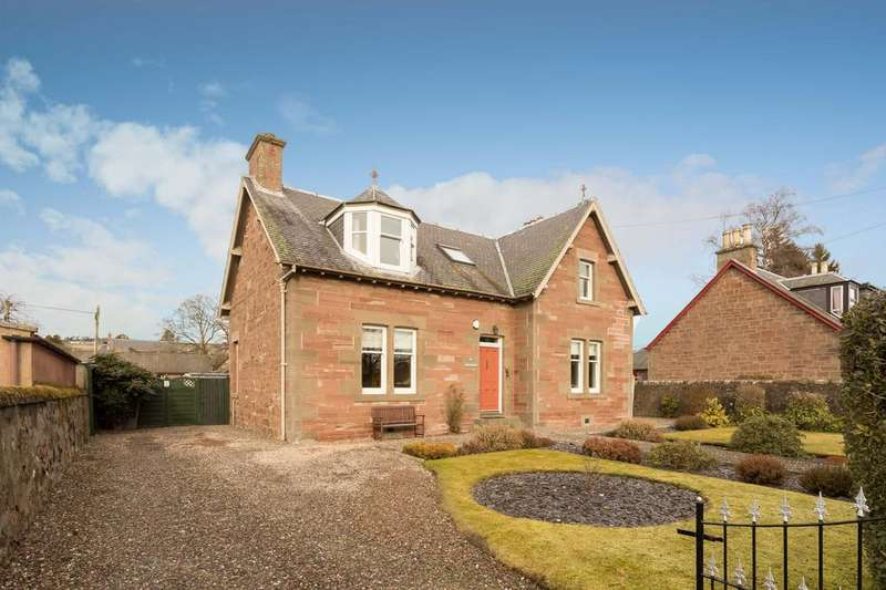 4 Bedrooms Detached House for sale in Cambridge Street, Alyth, Perthshire, PH11