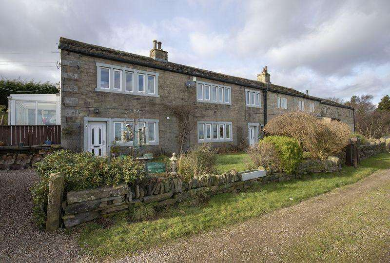 4 Bedrooms Semi Detached House for sale in 4-5 Lower Top Of Hill, Barkisland, HX4 0EB