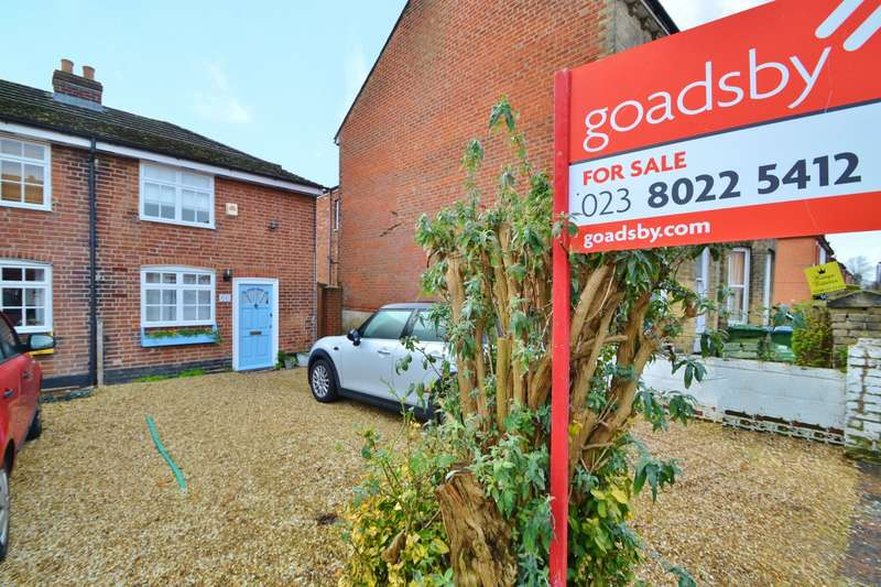 2 Bedrooms Semi Detached House for sale in Portswood