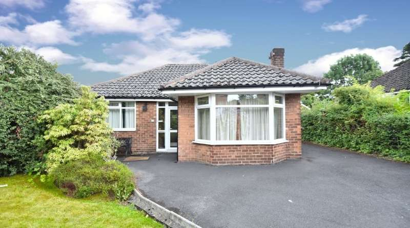 3 Bedrooms Detached Bungalow for sale in 7 Barnhill Road, Prestwich, Manchester, Greater Manchester