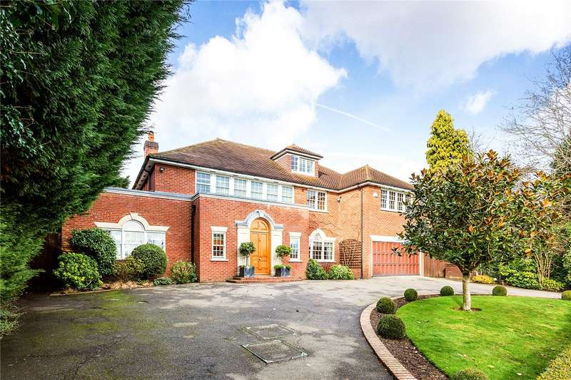 8 Bedrooms Detached House for sale in Hall Farm Close, Stanmore, HA7