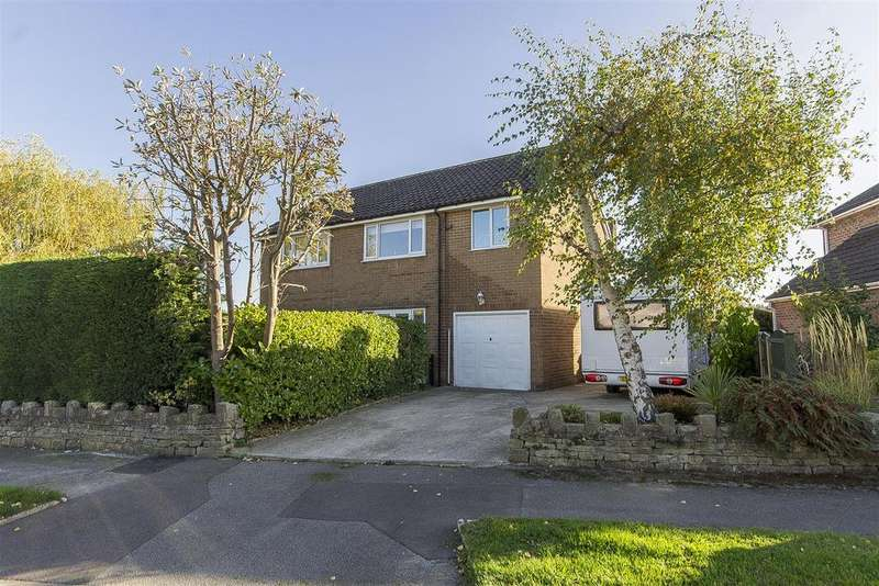 4 Bedrooms Detached House for sale in Carlton Road, Chesterfield