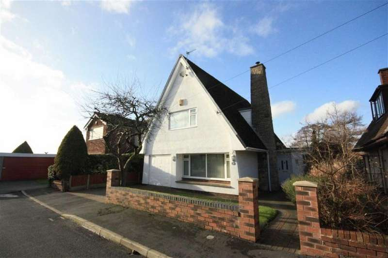 3 Bedrooms Detached House for sale in The Avenue, Rainford, St Helens, WA11