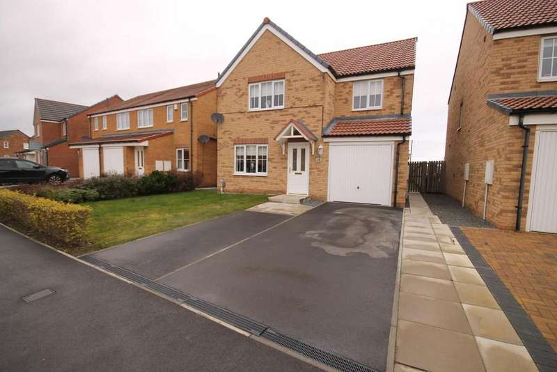 4 Bedrooms Detached House for sale in De Havilland Way, Seaton Carew, Hartlepool