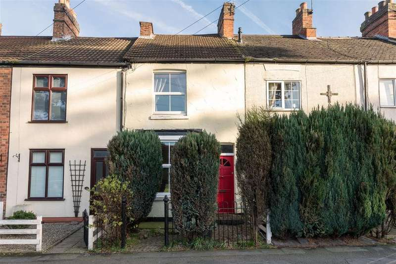 2 Bedrooms Terraced House for sale in Charnwood Road, Hinckley