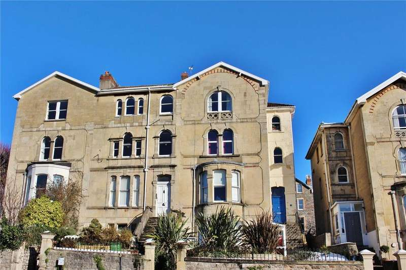 2 Bedrooms Apartment Flat for sale in Redland Road, Redland, Bristol, BS6