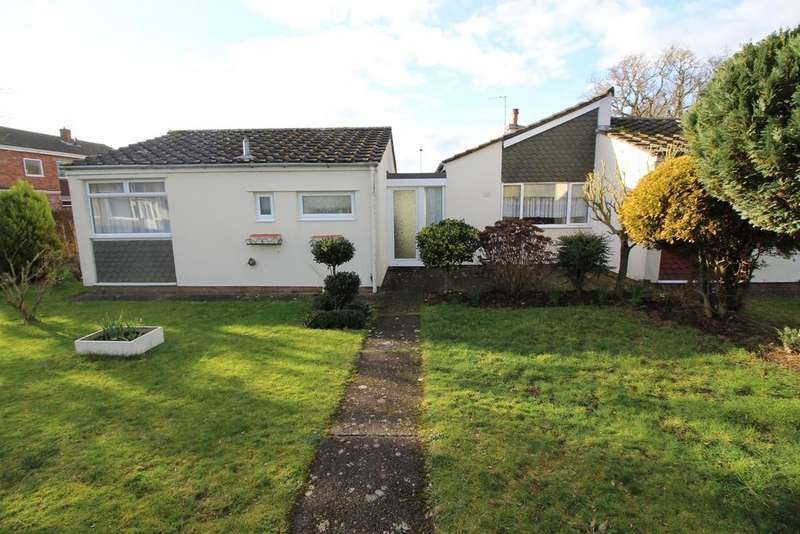 3 Bedrooms Bungalow for sale in Troon, Yate, Bristol, BS37 4HY