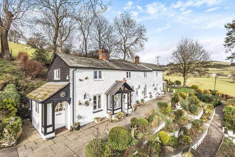 3 Bedrooms Detached House for sale in Newgate Lane, New Radnor, Presteigne, LD8 2TB