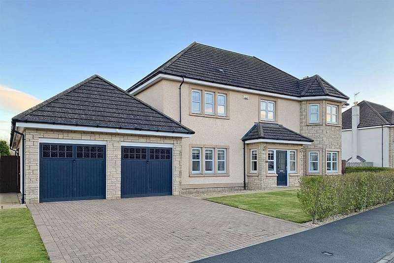 5 Bedrooms Detached House for sale in 6 Thirlestane Drive, Lauder TD2 6TS