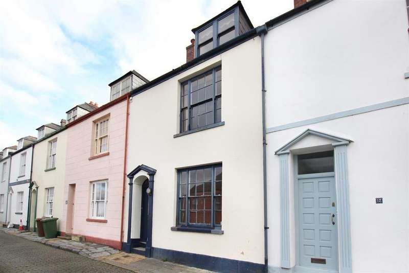 3 Bedrooms Terraced House for sale in Turnchapel, Plymouth