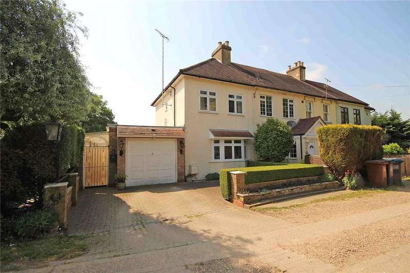 3 Bedrooms End Of Terrace House for sale in Railway Cottages, Hatfield, Hertfordshire