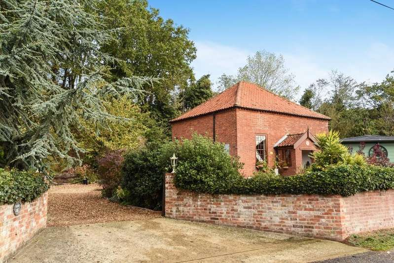 2 Bedrooms Detached House for sale in Wortwell, Harleston