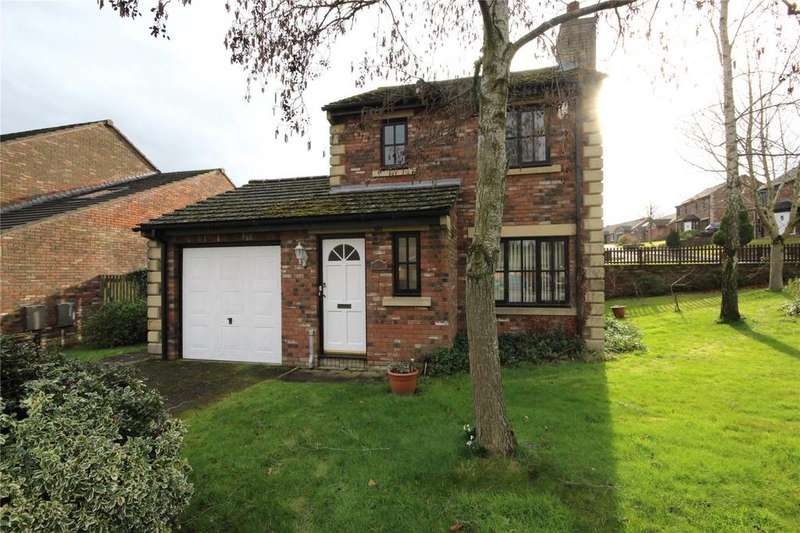 3 Bedrooms Detached House for sale in 43 Townfoot Park, Brampton, Cumbria