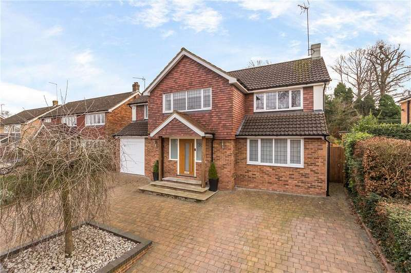 5 Bedrooms Detached House for sale in Ridgewood Drive, Harpenden, Hertfordshire