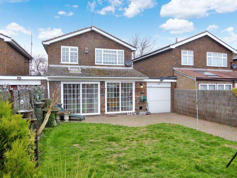 3 Bedrooms Detached House for sale in Linmere Walk, Houghton Park