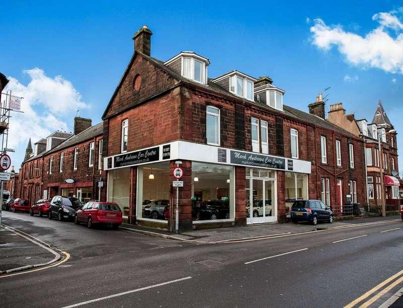 5 Bedrooms Flat for sale in Montague Street, Dumfries, DG1