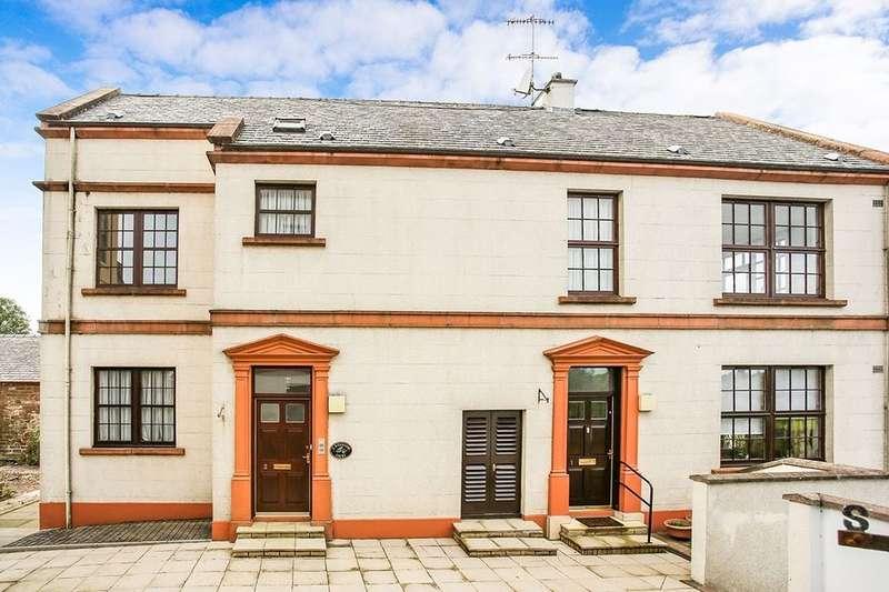 4 Bedrooms Flat for sale in Castle Street, Dumfries, DG1