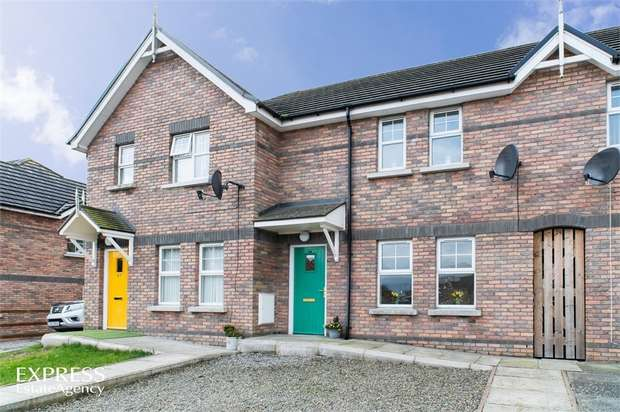 2 Bedrooms Terraced House for sale in Limewood, Banbridge, County Down
