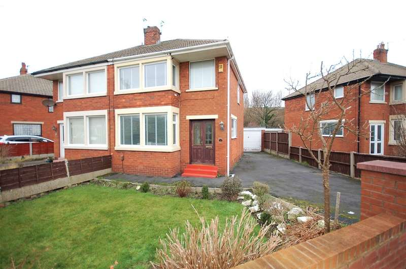 2 Bedrooms Semi Detached House for sale in Ravenglass Close, Blackpool