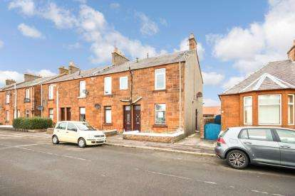 1 Bedroom Flat for sale in Boydfield Avenue, Prestwick