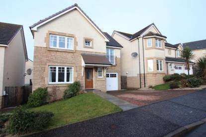 4 Bedrooms Detached House for sale in Car Craig View, Burntisland