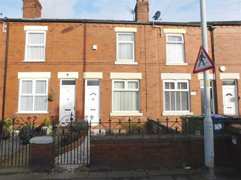 2 Bedrooms Terraced House for sale in Turncroft Lane, Offerton, Stockport