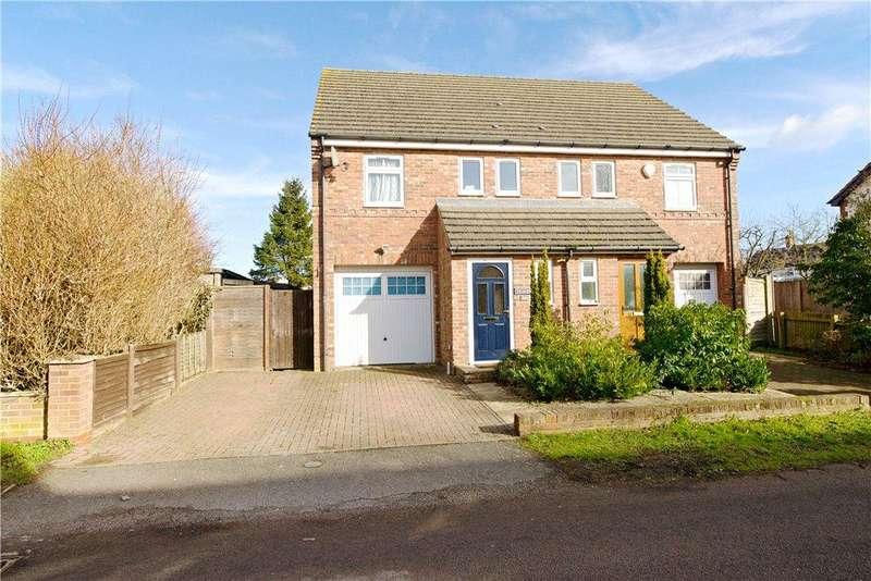 4 Bedrooms Semi Detached House for sale in Merchant Lane, Cranfield, Bedfordshire