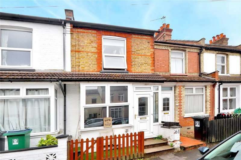 3 Bedrooms House for sale in Judge Street, North Watford, Hertfordshire, WD24