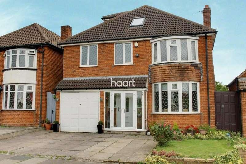 5 Bedrooms Detached House for sale in Newburn Croft, Quinton