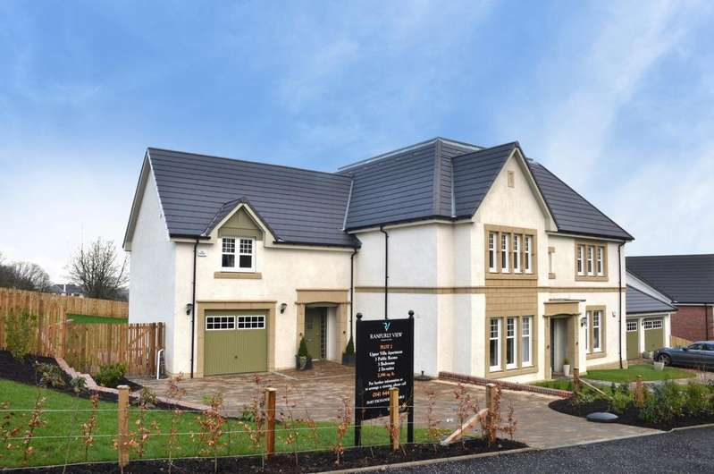 4 Bedrooms Apartment Flat for sale in The Clevans, Ranfurly View Clevans Road, Bridge of Weir, PA11 3HW