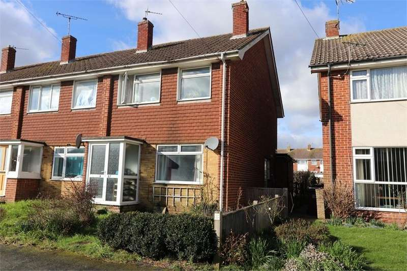 4 Bedrooms End Of Terrace House for sale in Attfield Walk, EASTBOURNE, East Sussex