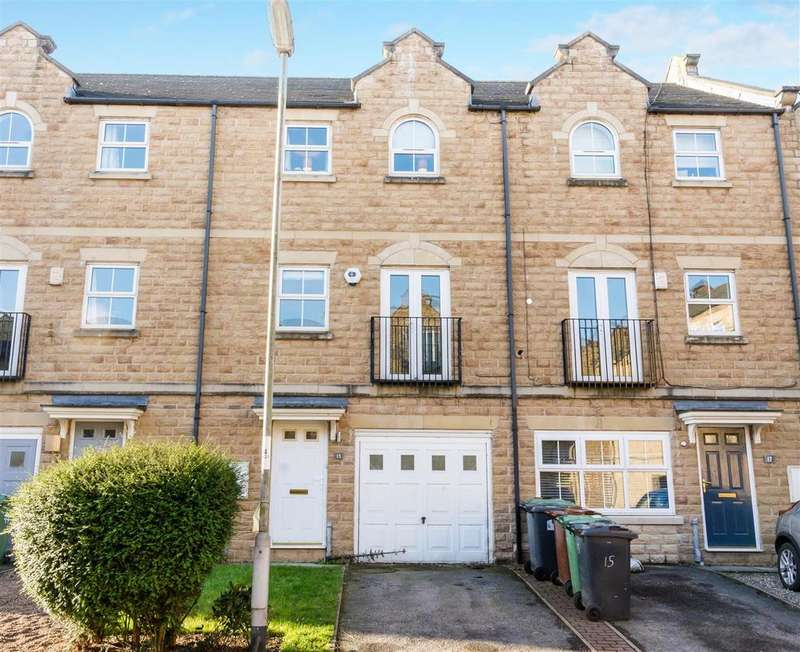 3 Bedrooms Town House for sale in Narrowboat Wharf, Rodley
