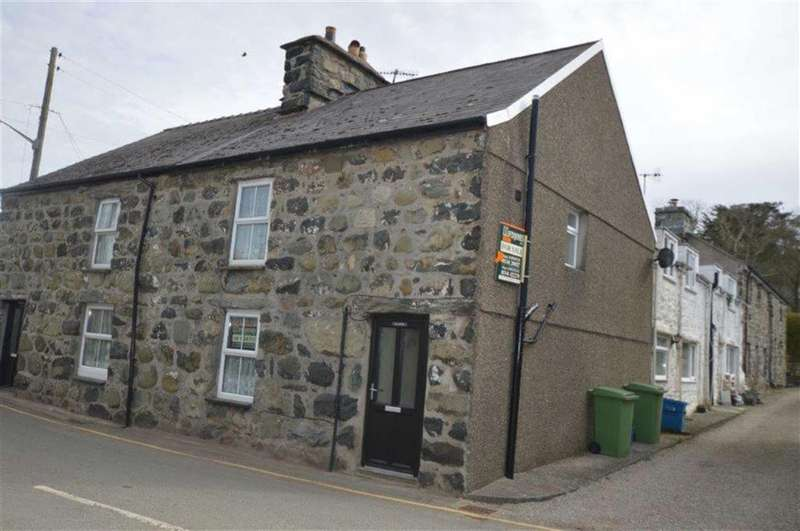 2 Bedrooms Cottage House for sale in Glasfor, Llwyngwril, Gwynedd, LL37