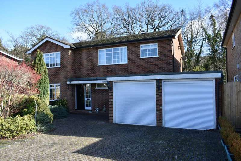 4 Bedrooms Detached House for sale in RHODODENDRON CLOSE, ASCOT SL5