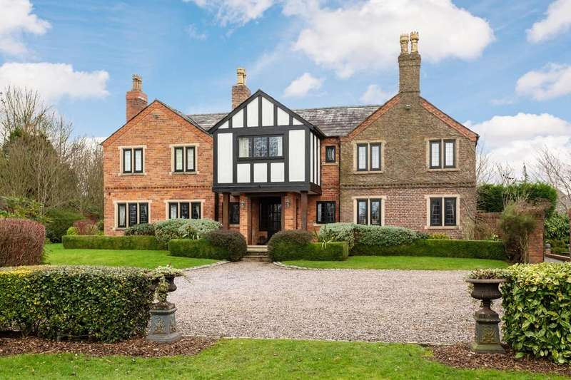 5 Bedrooms Detached House for sale in Chelford Road, Henbury