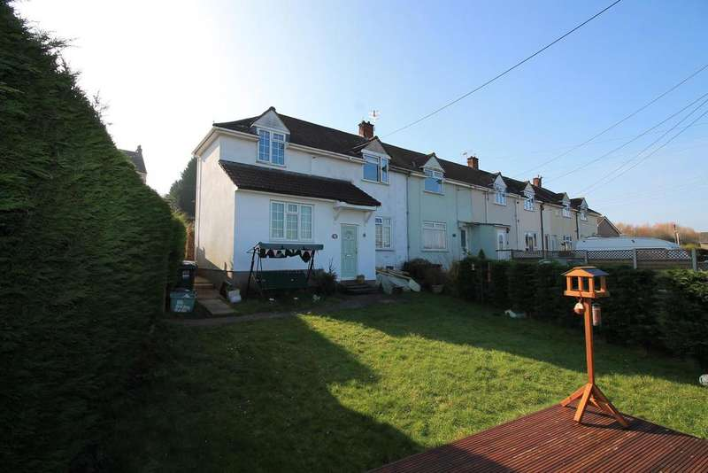 4 Bedrooms Semi Detached House for sale in Avon Road, Pill, North Somerset, BS20 0BB