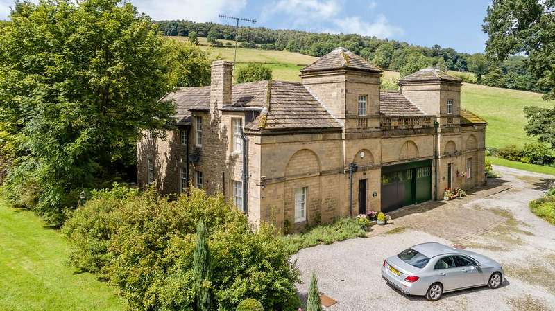 4 Bedrooms Semi Detached House for sale in Grindleford Road, Hope Valley