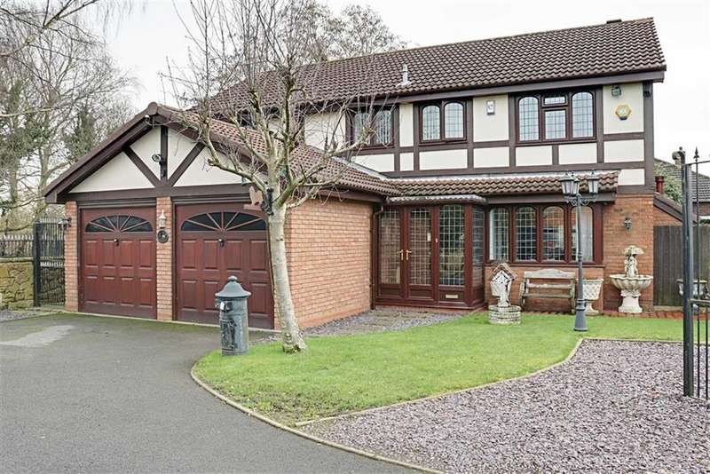 6 Bedrooms Detached House for sale in Turnberry Road, Bloxwich, Walsall