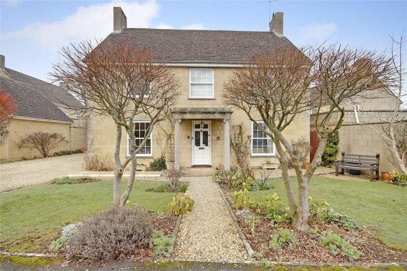 4 Bedrooms Detached House for sale in St. Lawrence Road, Lechlade, Gloucestershire, GL7