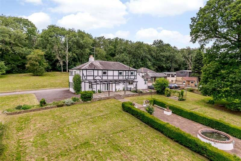 5 Bedrooms Unique Property for sale in Fir Tree Hill, Chandlers Cross, Rickmansworth, Hertfordshire, WD3