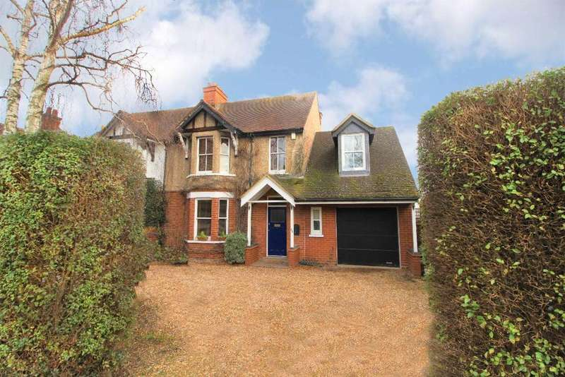 4 Bedrooms Semi Detached House for sale in Kimbolton Road, Bedford, MK41