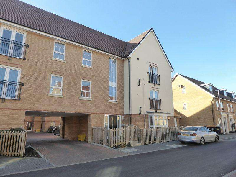 2 Bedrooms Apartment Flat for sale in Bank Avenue, Dunstable