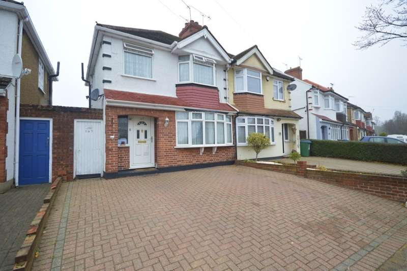 3 Bedrooms Semi Detached House for sale in Sheepcot Lane, WATFORD, WD25