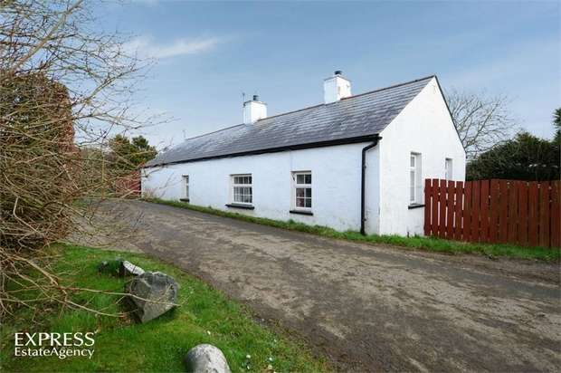 3 Bedrooms Cottage House for sale in Craigboy Road, Donaghadee, County Down