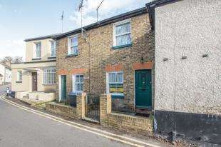 2 Bedrooms Terraced House for sale in Lower Road, Temple Ewell, Dover, Kent