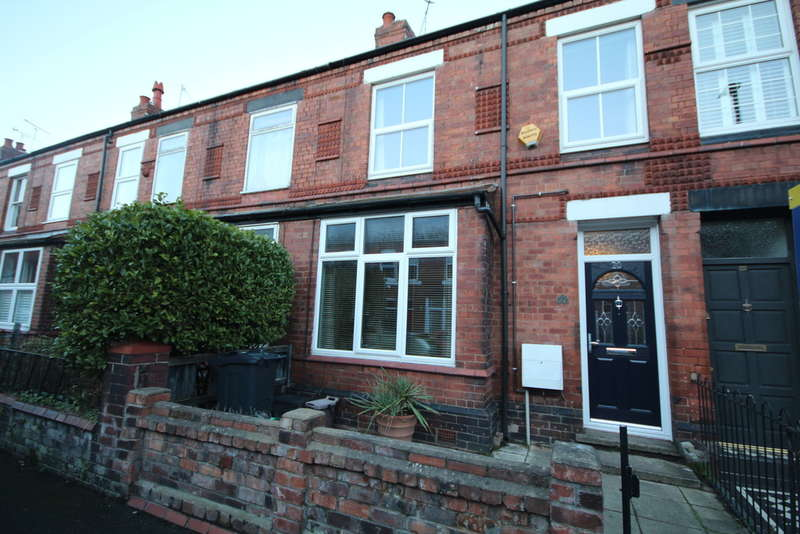 3 Bedrooms Terraced House for sale in Clare Avenue, Chester