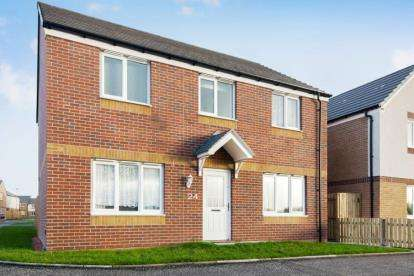 4 Bedrooms Detached House for sale in Investment Way, Glasgow, Lanarkshire