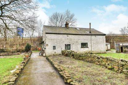 3 Bedrooms Detached House for sale in Woodend Road, Reedley, Burnley, Lancashire