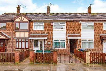 3 Bedrooms Terraced House for sale in Arundel Road, Grangetown, Middlesbrough